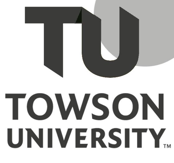 Black Towson logo